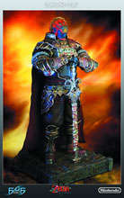 Image: Legend of Zelda: Twilight Princess Statue: Ganondorf  - Video Games