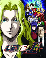 Image: Level E: Complete Series Blu-Ray+DVD  - Anime Dvds & Digital Media