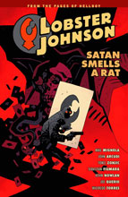 Image: Lobster Johnson Vol. 03: Satan Smells a Rat SC  - Dark Horse Comics