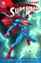 Image: Superman Vol. 02: Secrets and Lies SC  (N52) - DC Comics