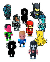 Image: Scribblenauts Unmasked Series 2 Blind Mystery Box Mini-Figure  - DC Comics