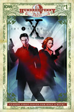 Image: X-Files Classics: Hundred Penny Press Edition #1 - IDW Publishing