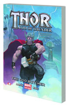 Image: Thor: God of Thunder Vol. 01 - God Butcher SC  - Marvel Comics