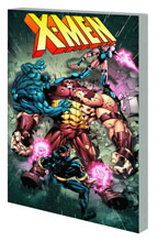 Image: X-Men: The Road to Onslaught Vol. 01 SC  - Marvel Comics