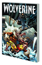 Image: Wolverine by Larry Hama & Marc Silvestri Vol. 02 SC  - Marvel Comics