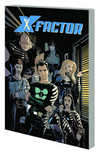 Image: X-Factor by Peter David: The Complete Collection Vol. 01 SC  - Marvel Comics