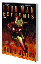 Image: Iron Man: Extremis Prose Novel Mass Market SC  - Marvel Comics