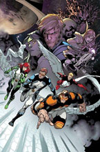 Image: All-New X-Men #22.NOW by Immonen Poster  - Marvel Comics
