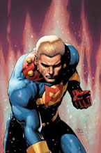 Image: Miracleman #1 by Yu Poster  - Marvel Comics
