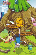 Image: Adventure Time #23 (Turner 25-copy incentive cover - 02331) - Boom! Studios