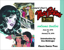 Image: Leonard Starr's Mary Perkins on Stage Vol. 12 SC  - Classic Comics Press