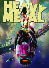 Image: Heavy Metal #266 - Heavy Metal Magazine
