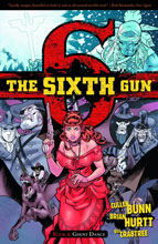 Image: Sixth Gun Vol. 06: Ghost Dance SC  - Oni Press Inc.