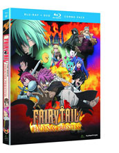 Image: Fairy Tail The Movie: The Phoenix Princess BluRay+DVD  -