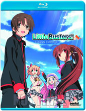 Image: Little Busters! Season 01 BluRay  -