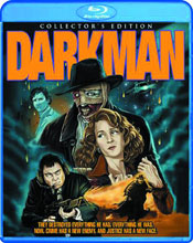 Image: Darkman: Collector's Edition BluRay  -