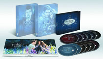 Image: Twilight Forever Complete Saga BluRay  -