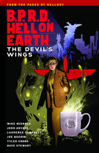 Image: B.P.R.D. Hell on Earth Vol. 10: The Devil's Wings SC  - Dark Horse Comics