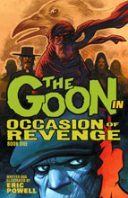 Image: Goon Vol. 14: Occasion of Revenge SC  - Dark Horse Comics