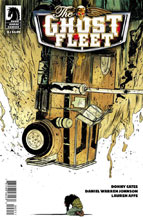 Image: Ghost Fleet #2 - Dark Horse Comics