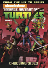 Image: Teenage Mutant Ninja Turtles Animated Vol. 05 SC  - IDW Publishing