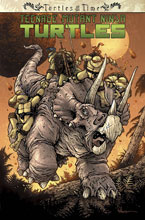 Image: Teenage Mutant Ninja Turtles: Turtles in Time SC  - IDW Publishing