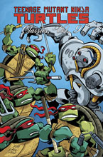 Image: Teenage Mutant Ninja Turtles Classics Vol. 09 SC  - IDW Publishing