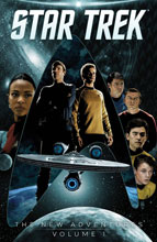 Image: Star Trek: The New Adventures Vol. 01 SC  - IDW Publishing