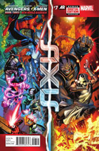 Image: Avengers and X-Men: Axis #7 - Marvel Comics