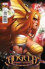 Image: Angela: Asgard's Assassin #1 (Jimenez variant cover - 00131) - Marvel Comics