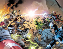 Image: New Avengers #28 - Marvel Comics