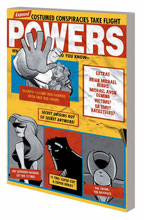 Image: Powers Vol. 03: Little Deaths SC  (new printing) - Marvel Comics - Icon