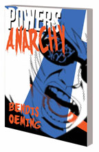 Image: Powers Vol. 05: Anarchy SC  (new printing) - Marvel Comics - Icon