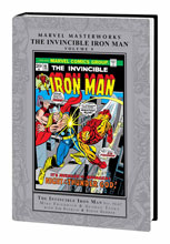 Image: Marvel Masterworks: The Invincible Iron Man Vol. 09 HC  - Marvel Comics