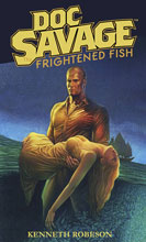 Image: Doc Savage: The Frightened Fish HC  - Moonstone