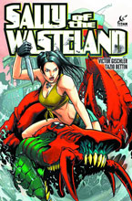 Image: Sally of the Wasteland HC  - Titan Comics
