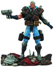Image: Marvel Select Action Figure: Cable  -