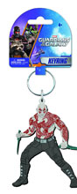 Image: Guardians of the Galaxy Soft Touch PVC Key Ring: Drax  -