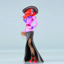 Image: Disney Showcase Couture Figure: Jessica Rabbit  -