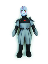 Image: Star Wars Rebels Super Deformed Plush: Inquisitor  -