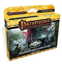 Image: Pathfinder Adventure Card Game Skull & Shackles Adventure Deck 5: The Price of Infamy  -