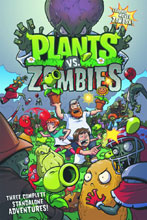 Image: Plants vs. Zombies Graphic Novel Zombox Set HC  - Dark Horse Comics