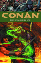 Image: Conan: The Damned Horde SC  - Dark Horse Comics