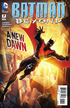 Image: Batman Beyond #7 - DC Comics