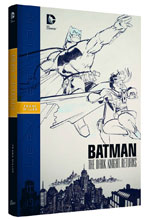 Image: Batman: The Dark Knight Returns Frank Miller Gallery Edition HC  - DC Comics