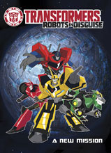 Image: Transformers: Robots in Disguise: A New Mission SC  - IDW Publishing