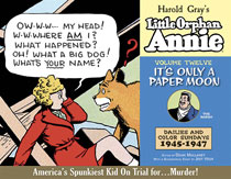 Image: Complete Little Orphan Annie Vol. 12: Daily & Sunday Comics 1945-1947 HC  - IDW Publishing