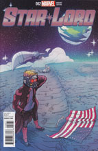 Image: Star-Lord #2 (Carreon variant cover) - Marvel Comics