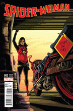 Image: Spider-Woman #2 (variant cover - Doyle) - Marvel Comics