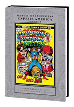 Image: Marvel Masterworks: Captain America Vol. 08 HC  - Marvel Comics